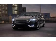 2018 Ford Fusion Taurus