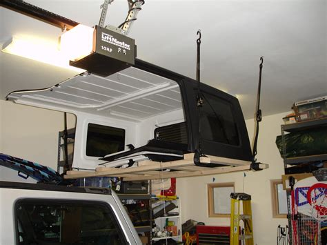 How To Store Jeep Top Jeep Top Storage My Jeeps Jeep