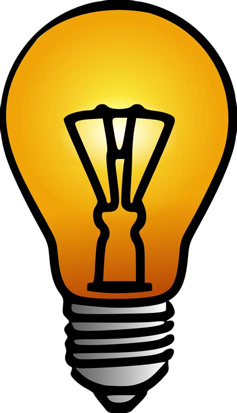 www clipart light bulbs clipart panda free clipart images