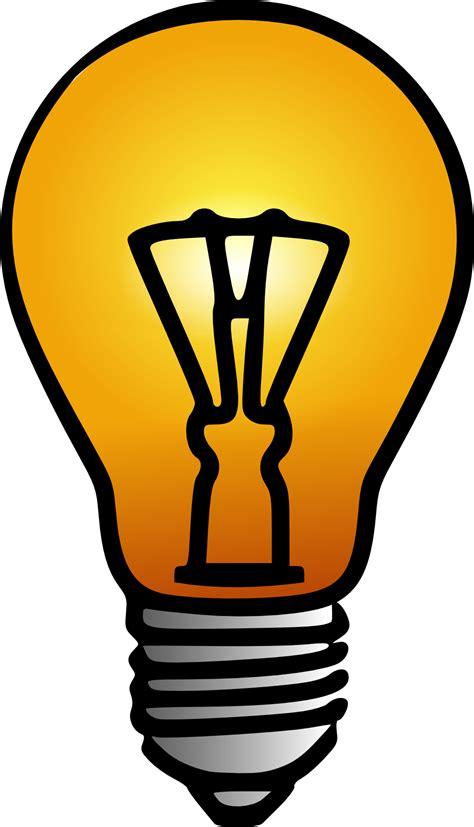 www clipart light bulb outline clipart panda free clipart images