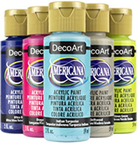 decoart americana acrylics