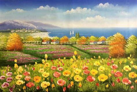 bloem boederij farm landschappen koop goedkope farm landschappen loten