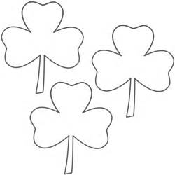 clover color st day shamrock coloring pages az coloring pages