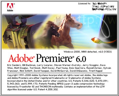 adobe premiere 6 5 free full version video editing software blog archives internethelper
