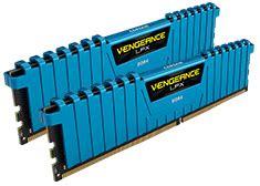 Corsair Ddr3 Vengeance Pro Blue Pc12800 8gb 2x4gb corsair memory pc gear