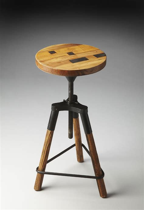 revolving bar stool butler 2048025 revolving bar stool metalworks