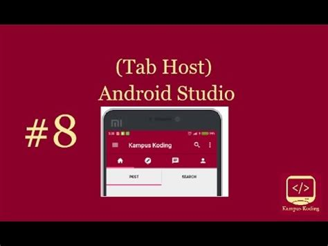 tab layout android material design android studio tutorial material design tab host layout