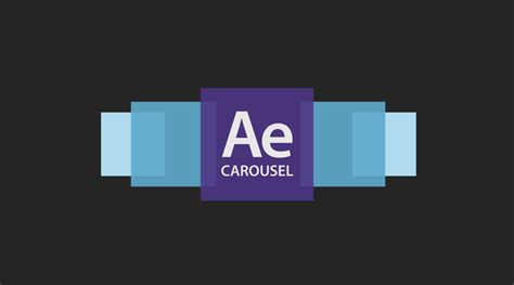 After Effects Carousel Template After Effects Photo Carousel Tutorial Motion Array