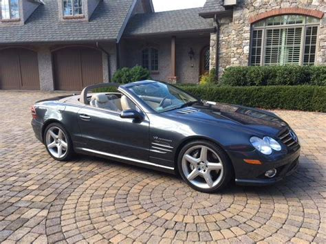 sl55 amg for sale 2008 mercedes sl55 amg for sale 2056981 hemmings