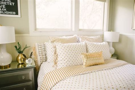 emily and meritt bedding emily meritt for pbteen go gold and we love it