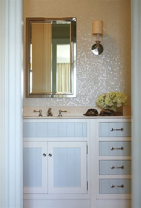 two tone bathroom color ideas two tone cabinets contemporary bathroom phoebe howard