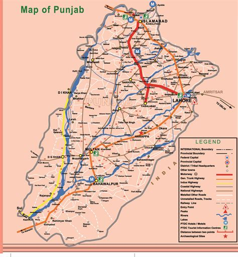 map of punjab mis csr