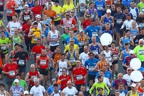 barcelona half marathon barcelona half marathon feb 16 2014 february