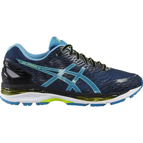 asic sneakers for mens asics gel nimbus 18 mens running shoes sweatband