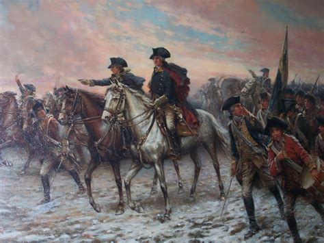 Washington At Valley Forge george washington at valley forge president george