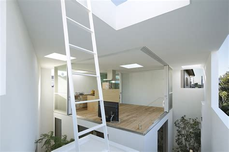 home design inside and outside small house by takeshi hosaka opens up to the outside