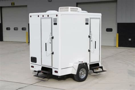 Trailer Bathroom Rental by Orange County Porta Potty Rent Portable Restroom Trailers