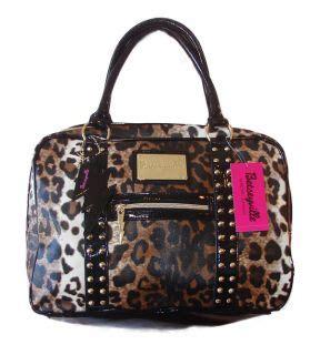 Betseyville Betsey Johnsons Pop Rock Glitteratti Cosmetic Bag by Buy Betseyville By Betsey Johnson Handbags Bags Cases