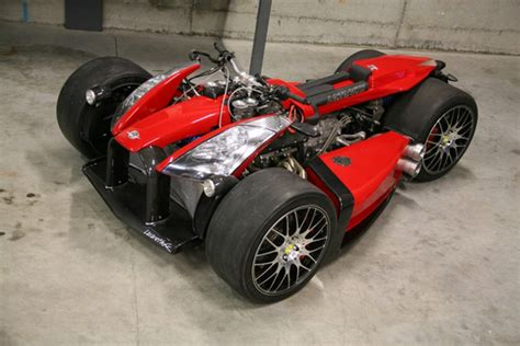 lazareth lm 847 price ferrari powered four wheeler straps 250hp to your