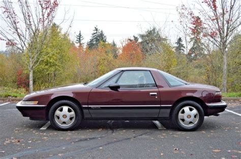 automotive air conditioning repair 1989 buick reatta electronic valve timing 1989 buick reatta 2 door coupe 3 6l v6 automatic only 38 183 original miles