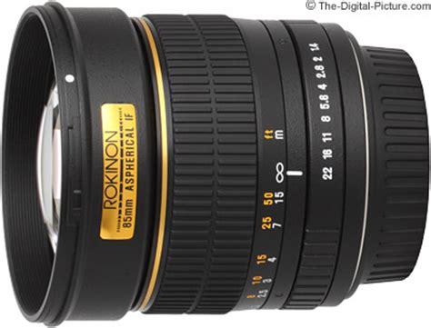 Lensa Samyang 85mm F 1 4 For Canon samyang 85mm f 1 4 lens rokinon bower