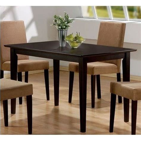 Small Space Kitchen Tables Dining Tables For Small Spaces Kitchen Table Wood Dinner Furniture Rectangular Ebay