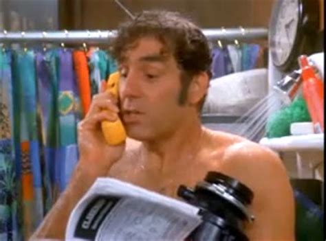 Kramer Shower by An American Ballerina Are You Still The Master Of Your
