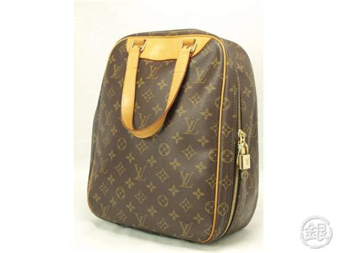 authentic louis vuitton monogram excursion shoe bag