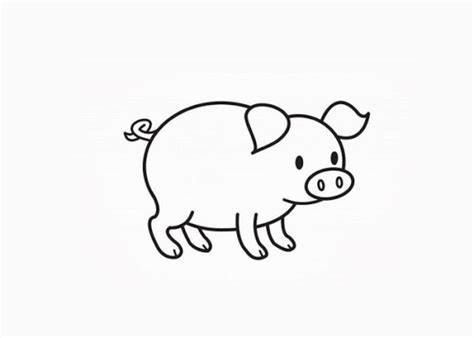 pig coloring page preschool pig coloring pages for preschoolers colorings net