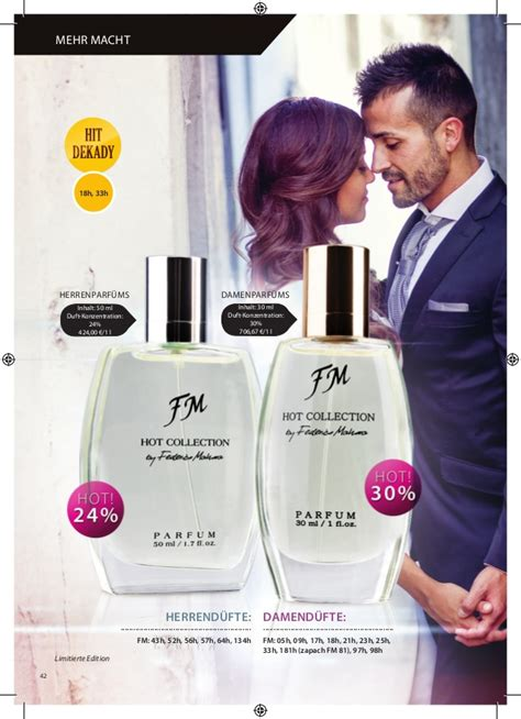 Parfum Fm 43h Collection Fragrance 24 Quality Perfume fm parfum co katalog 2015