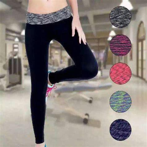 Legging Sport Celana Olahraga by Jual Celana Sport Legging Wanita Olahraga Fitnes