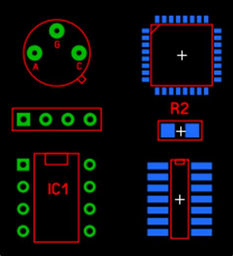 sprint layout library download sprint layout pcb design software v6 47 95 saelig