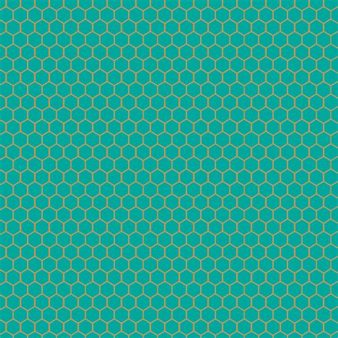 background pattern teal doodlecraft hexagon honeycomb freebie background pattern