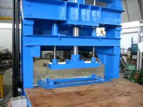 Mesin Press mesin press sohun hidrolis