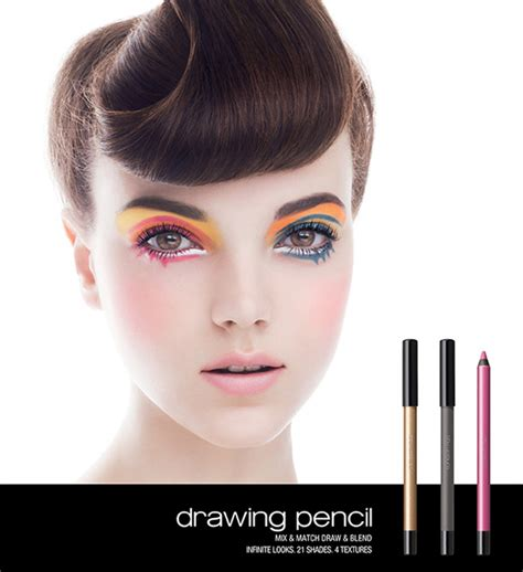 Makeup Shu Uemura Shu Uemura Drawing Pencils For Summer 2014 Trends