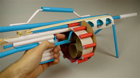 how to build a gun how to make a homemade gun that shoots bullets www