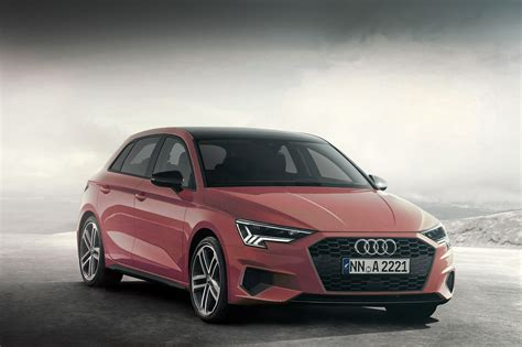 New 2019 Audi A3 by Photos Audi A3 Mk4 Sportback Sedan S3 Rs3 2020 2019