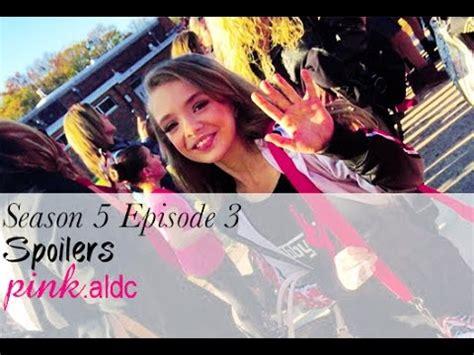 dance moms season 5 episode 3 spoilers abby lee miller dance moms season 5 episode 3 spoilers youtube