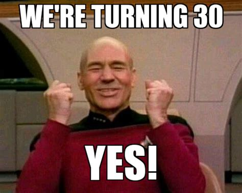 Turning 30 Meme - 20 funny turning 30 memes sayingimages com