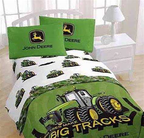 john deere full size sheet set pillowcases sheets bedding