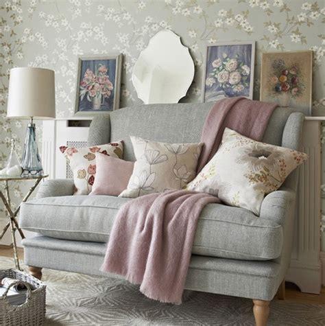 pastel and modern living room design 2013