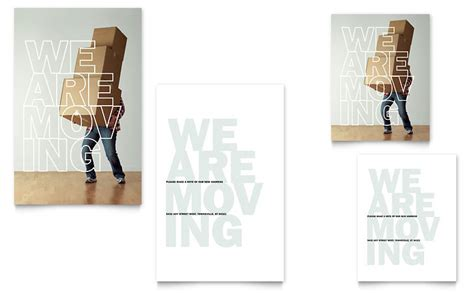 Free Moving Cards Templates by We Re Moving Note Card Template Word Publisher