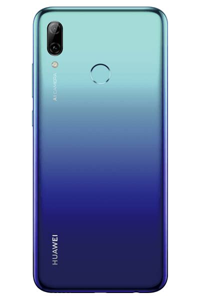 huawei p smart  blue deals pay monthly sim