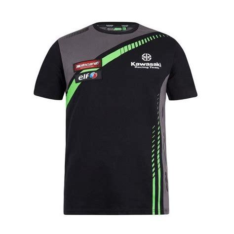 Kawasaki Racing Tshirt t shirt junior kawasaki racing team worldsbk moto shop 35