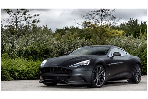 how many aston martin vanquish were made por homme