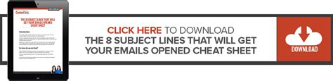 20 email subject lines that will get opened every time 8 types of subject lines that will get your emails opened