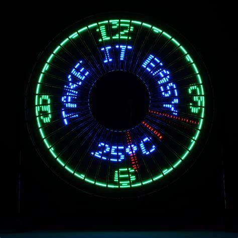 desktop grafikprozessor mit led beleuchtung usb tischventilator mit led uhrzeit nachrichten