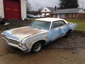 1967 4 Door Chevy Impala For Sale supernatural 1967 chevrolet impala 327 4 door hardtop