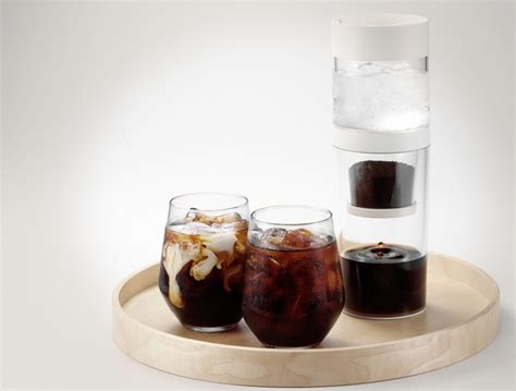 Alat Coffee Maker dripo alat membuat cold brew coffee sekaligus tumbler