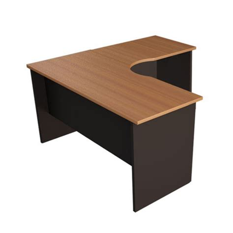 table l l shape table for staff supervisors rfi design